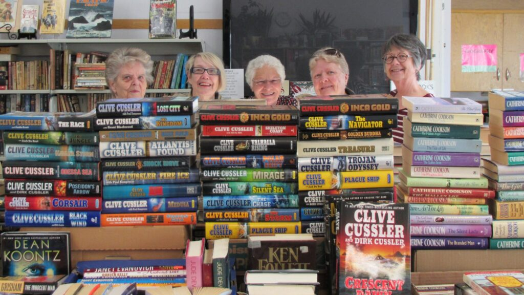 Library ladies